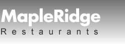 Maple Ridge Restaurants
